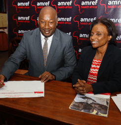 Kenyan corporates pledge support for health development in Africa