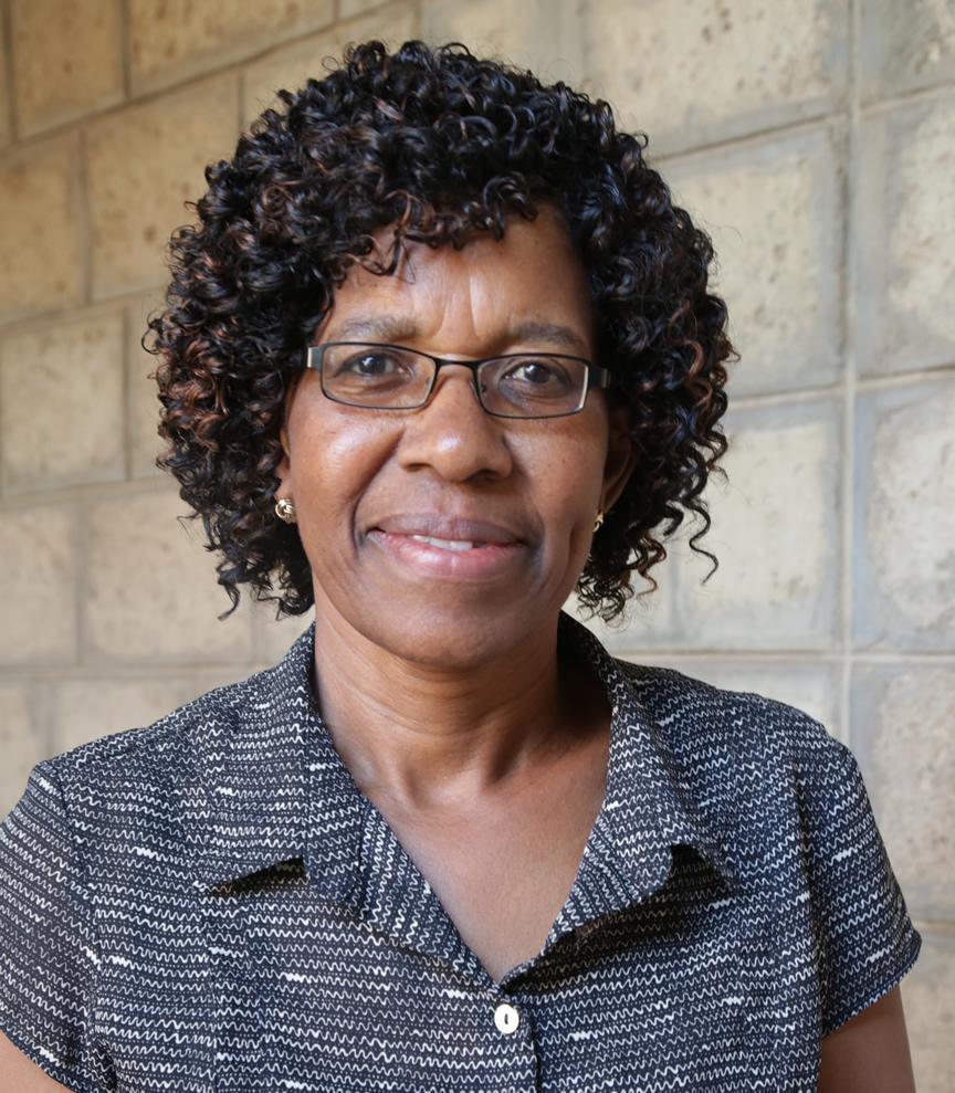 Dr Jemimah Mwakisha - WHO