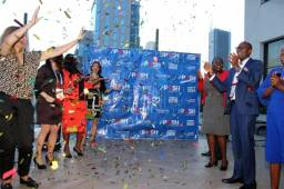 i-PUSH was officially unveiled on Tuesday evening at the Radisson Blu poolside