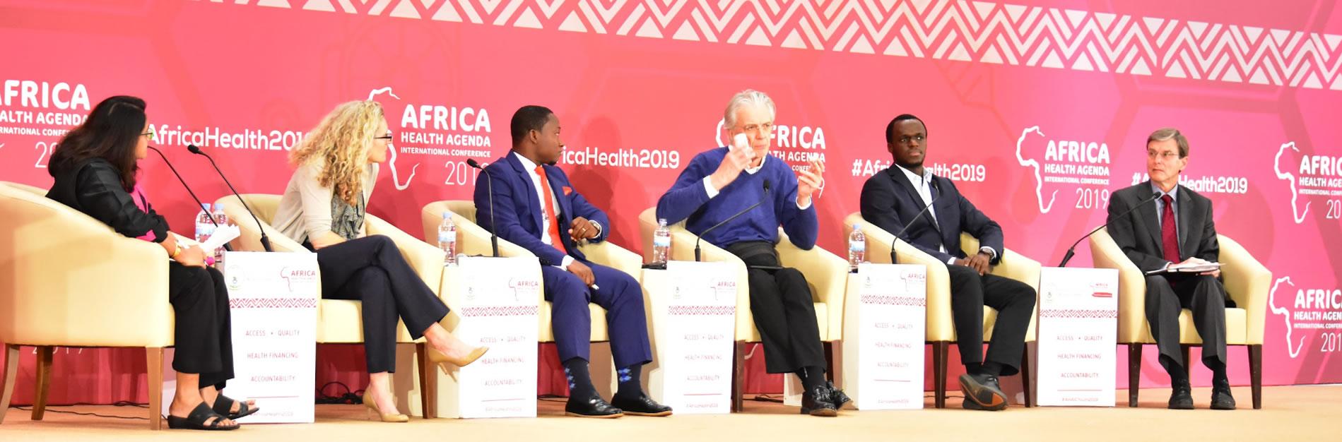 Africa Health 2019 Conference in Kigali, Rwanda