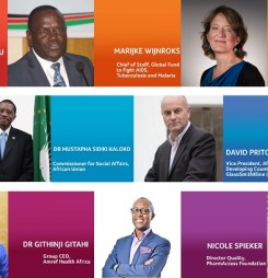 Global Experts to Discuss Africa's Health Agenda