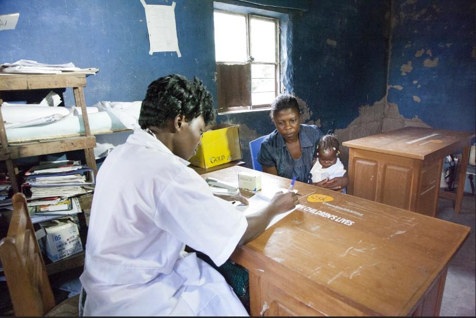 Introducing GSK's Frontline Health Worker Partnership