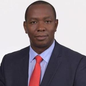 Governor Ndiritu Muriithi