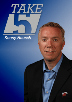 take 5 with kenny rausch
