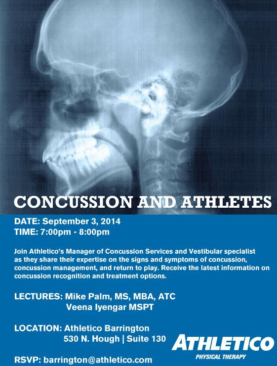 Concussion and Athletes