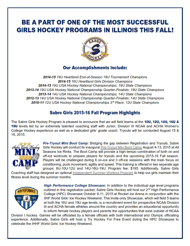 2015-16 Girls Fall Program Registration Packet Without Fee Information_001