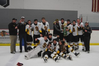Tier II JV Champion - St. Laurence Vikings
