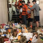 Hockey Fights Hunger