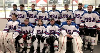 USA National Special Hockey Team