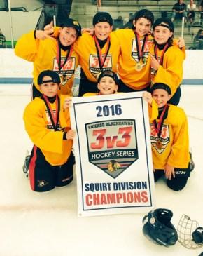 2016 Squirt Champions