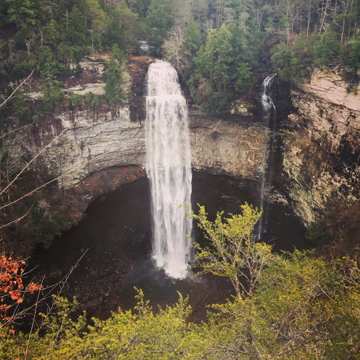 Hiking On A Date | Fall Creek Falls