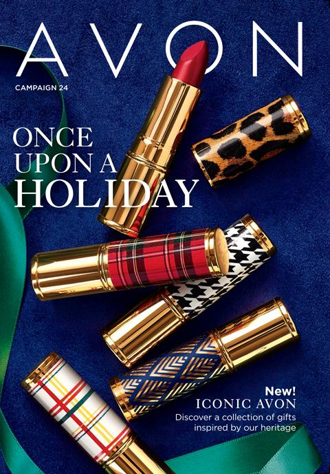 Avon Holiday Products