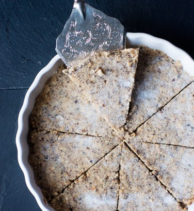 hazelnut burnt butter brown butter shortbread hangover