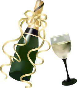 Birthday10 champagne