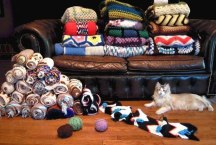 Yarn Bomb Ready