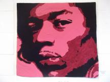 Jimi Hendrix Quilt