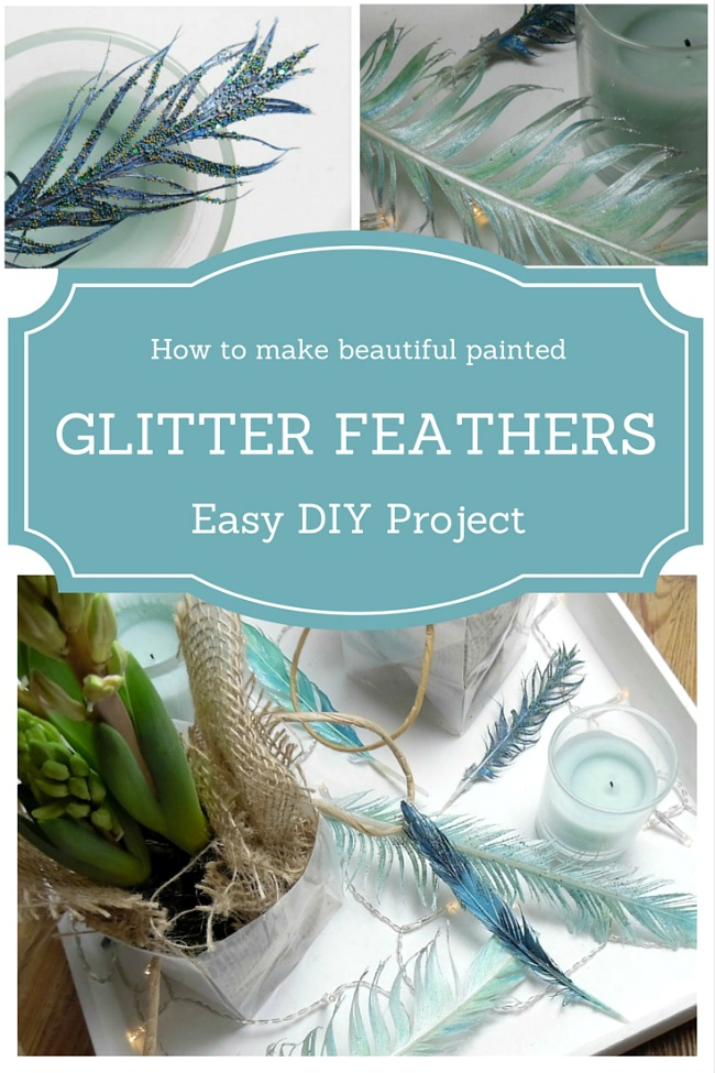 How to paint feathers using acrylic paint