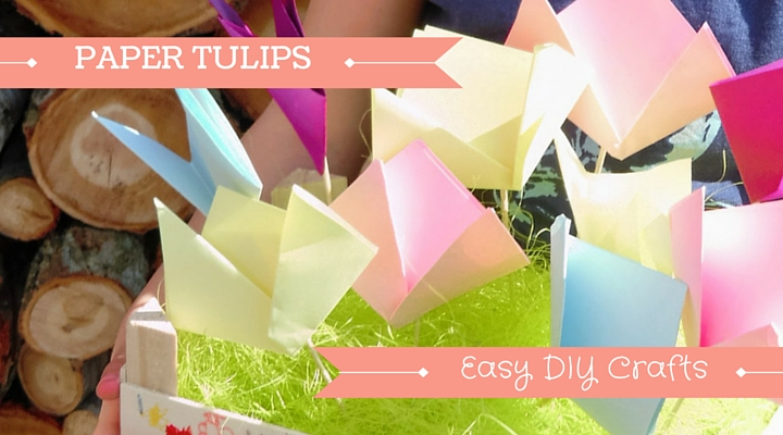 Easy Kids Paper Craft Idea