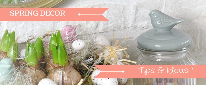 Spring & Easter Home Decor Ideas