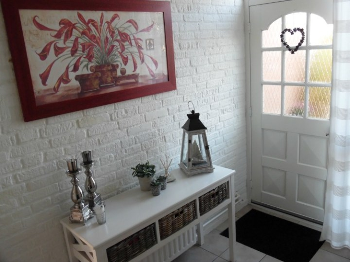 Small Entrance Hall - After Makeover
