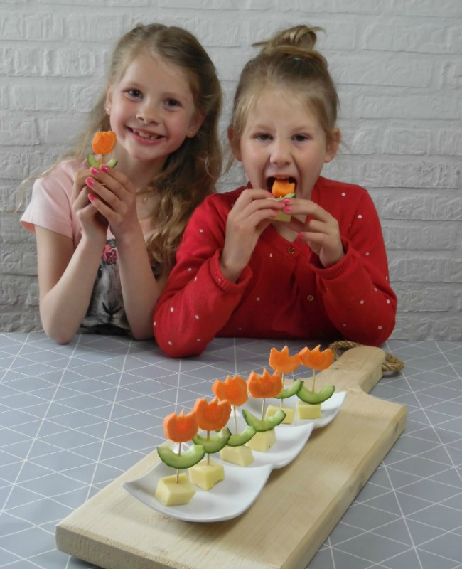 Children's cooking idea