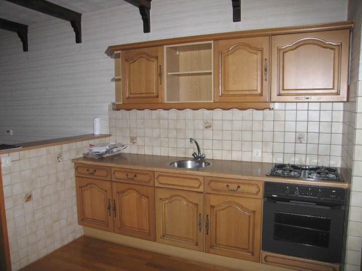 Old Kitchen - Before Renovations