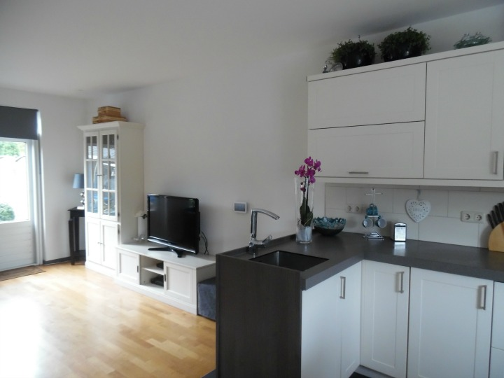 Image Of Open Plan Living Room Makeover