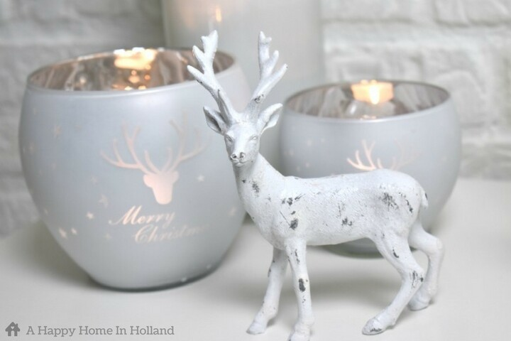 Christmas Home Tour - see our little dutch home all decorated ready for the holiday season