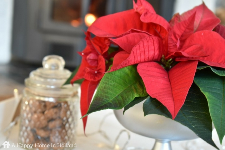 Christmas Home Tour - simple decorating ideas to add a touch of seasonal festivity to your home