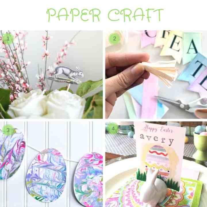 Simple Diy Spring Decor Ideas: Spring Home Decor Ideas: Simple DIY & Craft Projects
