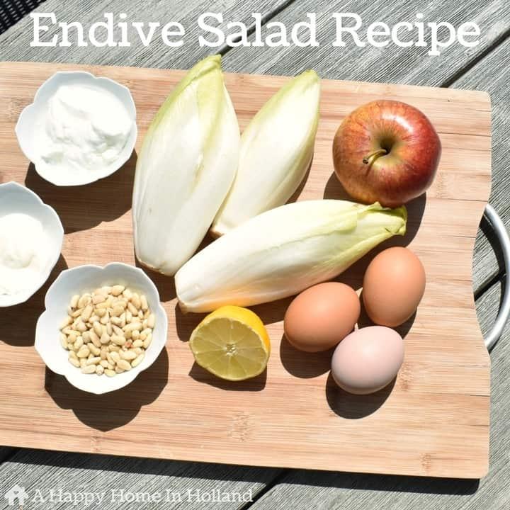Endive Salad Recipe: Delicious & Fresh Side Dish Idea