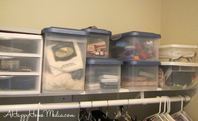 art and craft storage