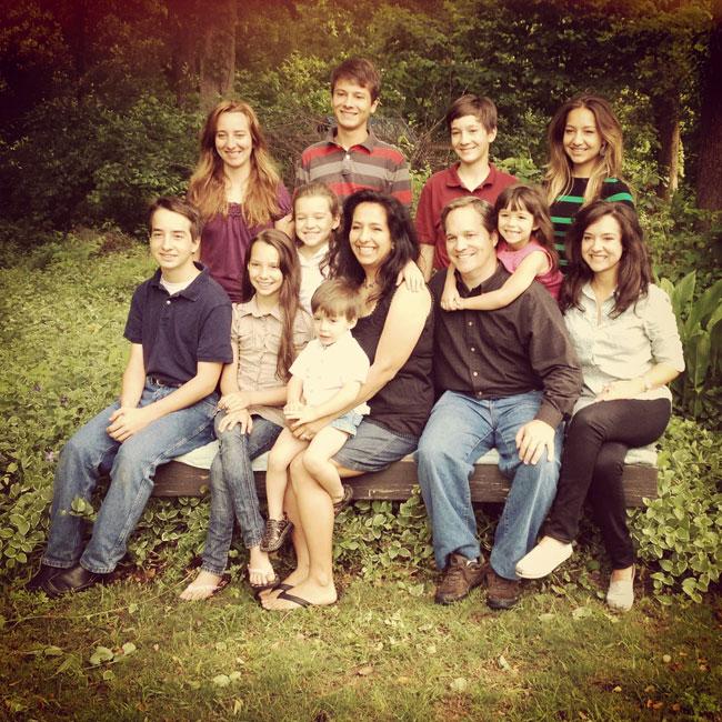 Harding-Family-2013