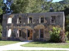 The Horton House Ruins