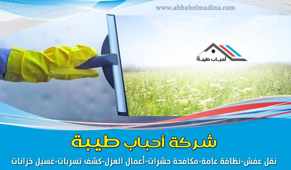 Photo of شركات نظافه بالمدينه المنوره أرخصهم سعراً أحباب طيبة