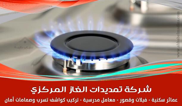 Photo of تمديد الغاز للمنازل