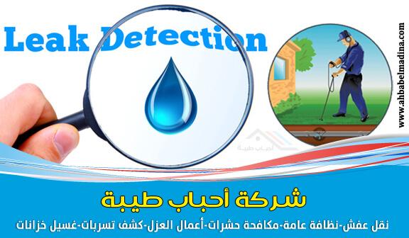 صورة افضل شركة كشف تسربات المياه بالدمام & وفحص تسربات المياه