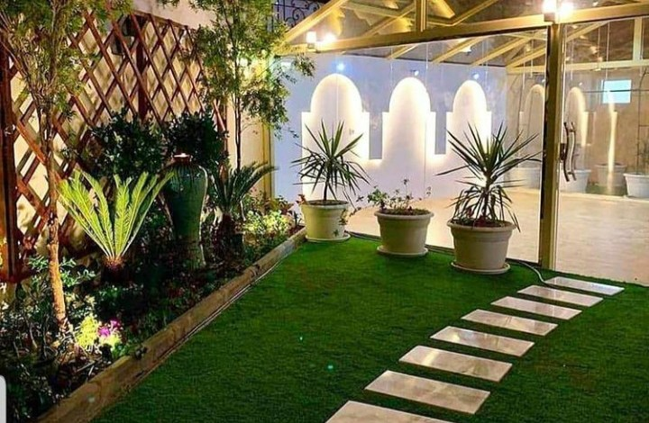 صورة شركة تنسيق حدائق بابها وأفضل مصمم حدائق منزليه