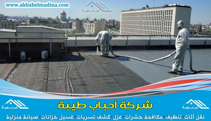 Photo of شركة عزل بالباحة وبلجرشي والمخواة