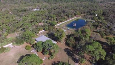 Ahbalufa Aerial View