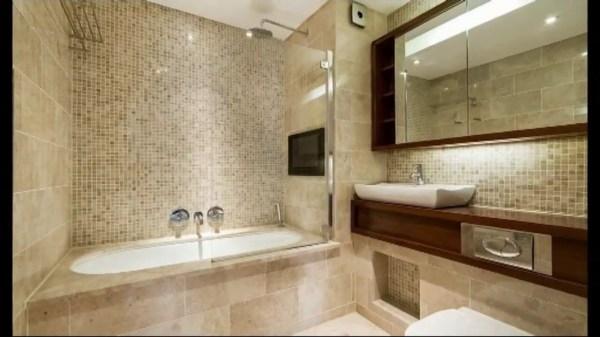 Ванная Комната Фото Дизайн Плитка