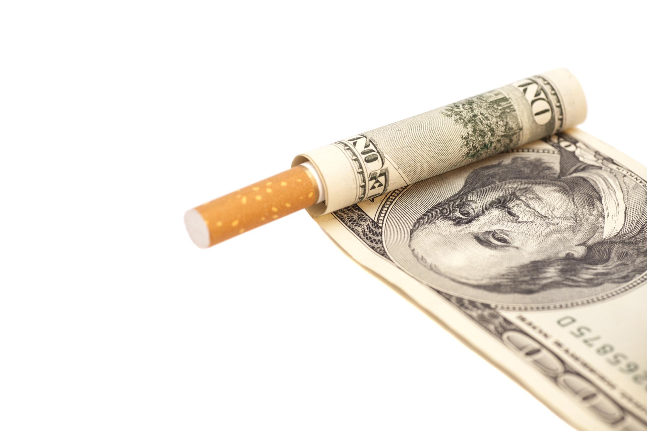 Cost Of Smoking Calculator