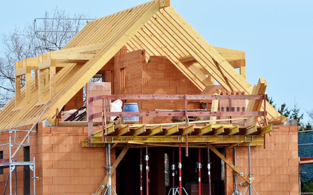 Private house building work rose in Q4