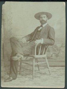 Owen Wister, undated