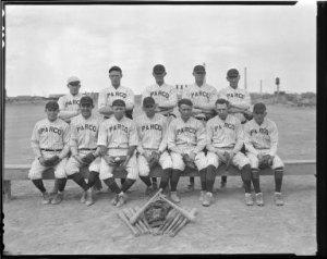 Parco baseball team