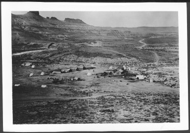 Carmichael's Camp, North Bitter Creek Valley, WY
