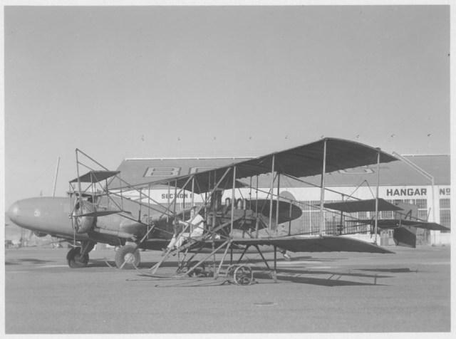 BSA glider