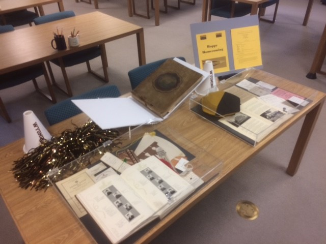 Reading Room Display 1