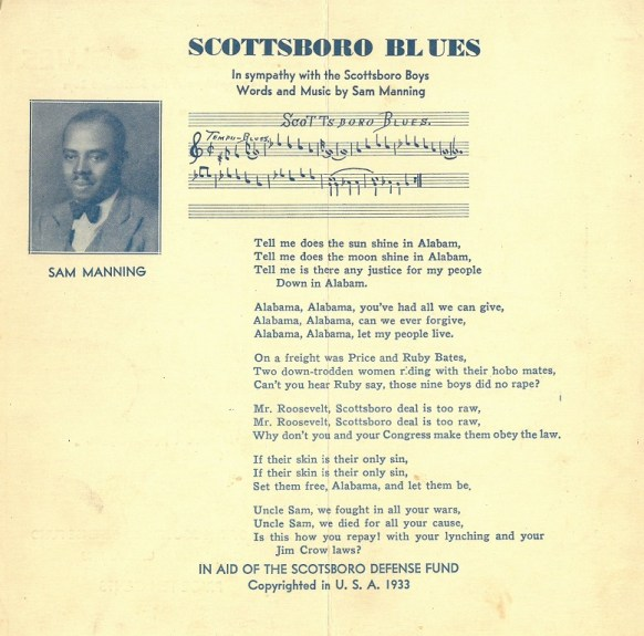 Scottsboro Blues