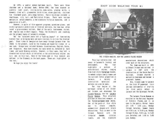 ArchitecturalWalkingTour_1990_TALarson_Coll400029_box29